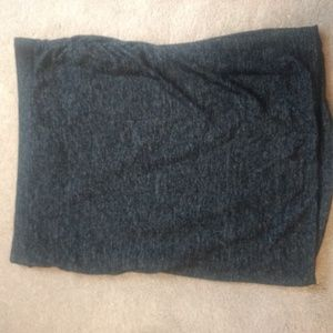 Women's Banana Republic Black Skirt XL